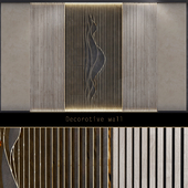 Wall decorative - Waves 14