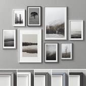 Picture Frames Set-114