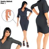 Sandra Bullock Pose 1