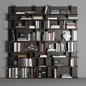 Cattelan wally bookcase
