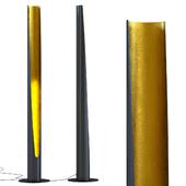 Floor lamp tube tube