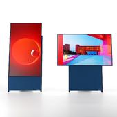Samsung TV - The Sero