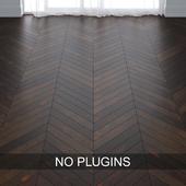 Fumed Palm Wood Parquet Floor Tiles in 3 types