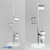 Combined toilet racks_OM