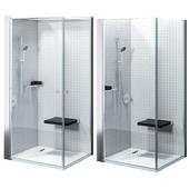 Duravit Openspace Shower Set