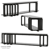 OM TV Stand 2040mm DIOX