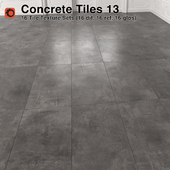 Concrete Tiles - 13