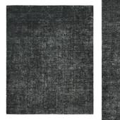 Malta Handwoven Linen Rug RH