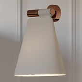 B.LUX CONE LIGHT W Wall Sconce