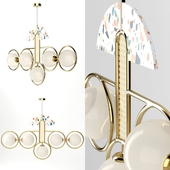 MAMBO Chandelier, Frame Collection