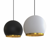 Smart ball suspension 115 GE by Modular Lighting Instruments