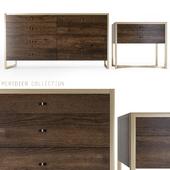 Meridien Collection_bedroom Furniture