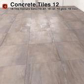 Concrete Tiles - 12
