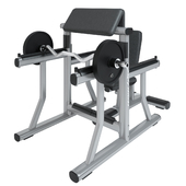 Life Fitness Signature Series Arm Curl Bench