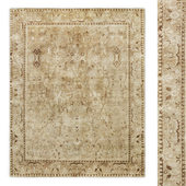 Mauro Hand-Knotted Rug RH