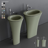 Ceramica Cielo Amedeo Freestanding Washbasin