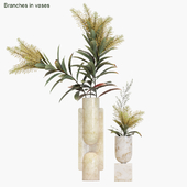 Branches in vases 15