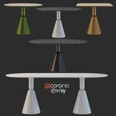 Pion table set