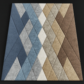 Vivus rug from BoConcept (low poly)