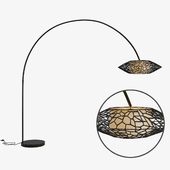 CU C-Me Arc Lamp Large by Kenneth (2 colors)