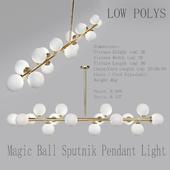 Magic Ball Sputnik Pendant Light