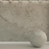 Бетонная стена. Старый бетон. 95