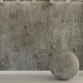 Бетонная стена. Старый бетон. 98