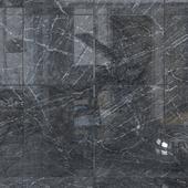 Wall tiles 329 Grigio Intenso Set 2
