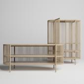 Bastone cabinet