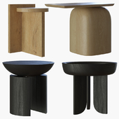 Side tables collection # 2