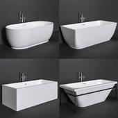 Duravit Bath Set 1