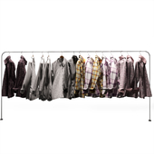 Women Shirts Shop / dressing room