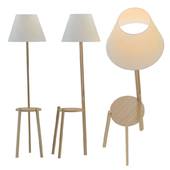 Floor lamp Alfa Clara