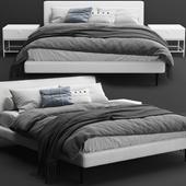 Bed Arlington Boconcept new