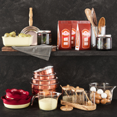 Kitchen Decorative set 017