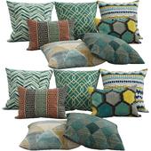 Decorative pillows, 31