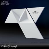 Plaster 3d panel Art-1032 from Art Relief