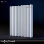 Plaster 3d panel Art-1041 from Art Relief