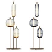Moirai Floor Lamp Trio