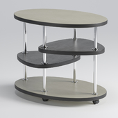 Oval table 85