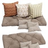 Decorative Pillows set 1