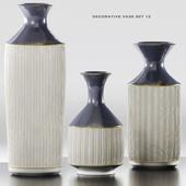 decorative vase set 13