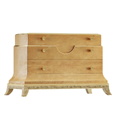 Jumbo collection chest of drawers