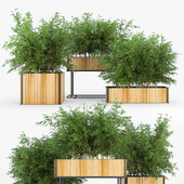 Flowerbox Combine Planters Bambus Muriel
