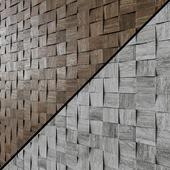 Wall mosaic Axi Mosaico 3D 6 variants