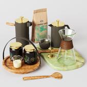 Kitchen Decorative set 020