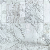Wall Tiles 332 Statuario Select Set 1