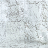 Wall Tiles 334 Statuario Select Set 3
