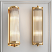 Wall lamp Glorious L Brass