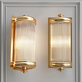 Wall lamp Glorious S Brass